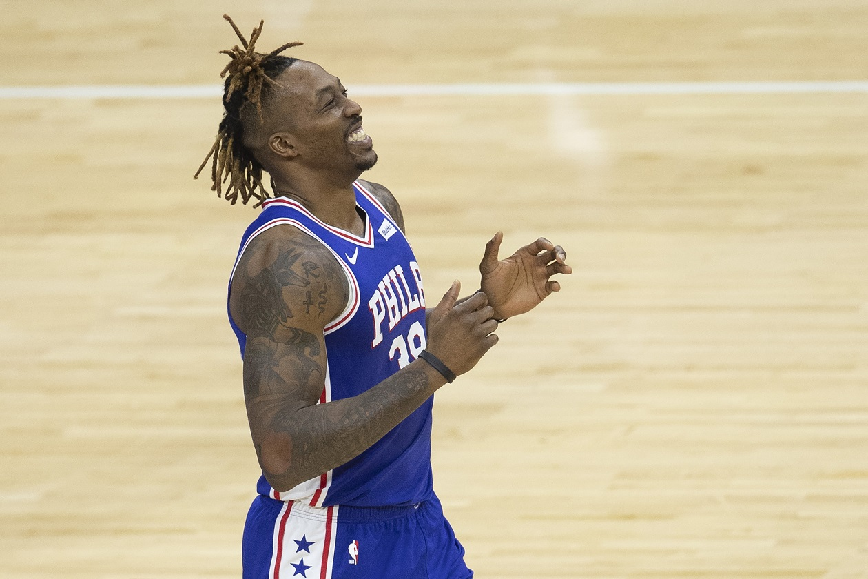 Dwight Howard Took Revenge on Montrezl Harrell for Stealing His Spot on the Los Angeles Lakers