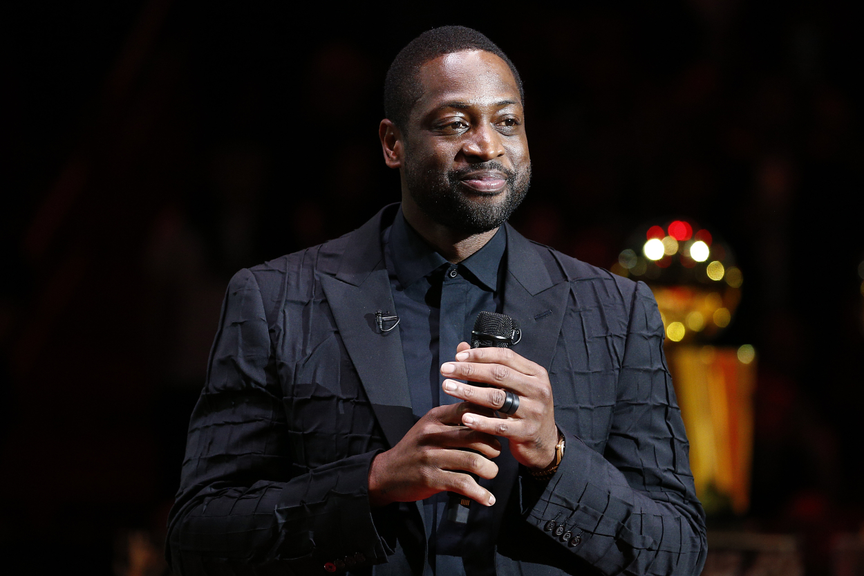 Dwyane Wade Is Worth $170 Million After Becoming an NBA Superstar but Is Jealous of a Bench Player