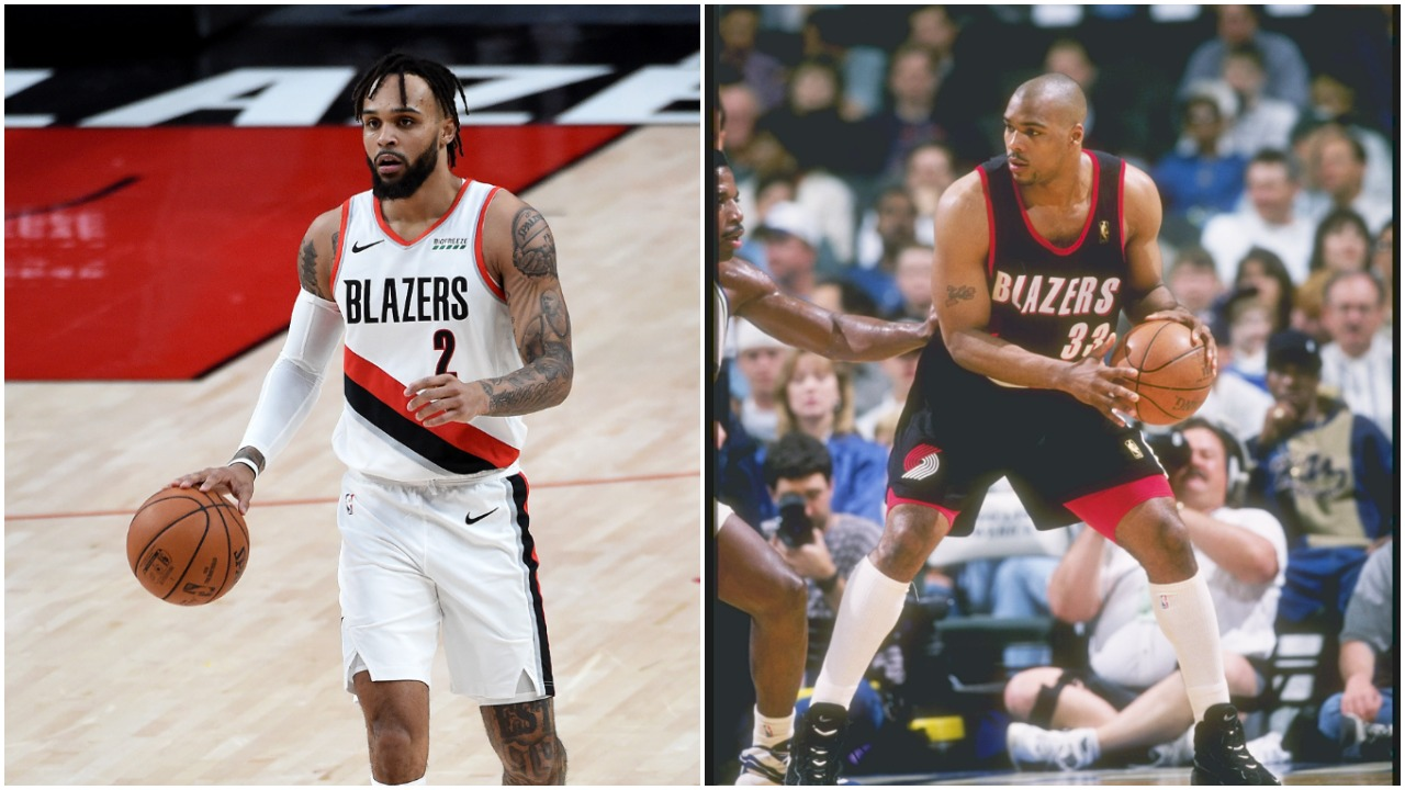 The Blazers-Raptors Trade Involving Gary Trent Jr. Is Eerily Identical to a Trade That Included His Father
