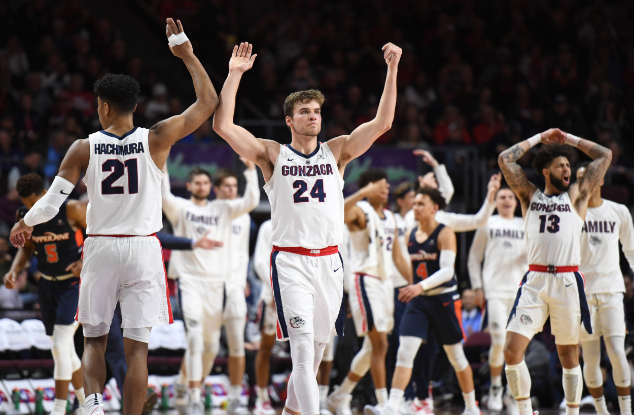 How Did Gonzaga University Get Its Name and Who Is It Named After?