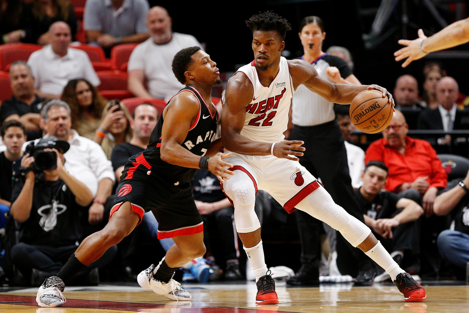 The Miami Heat Are Reportedly in Hot Pursuit of Jimmy Butler's Close Friend