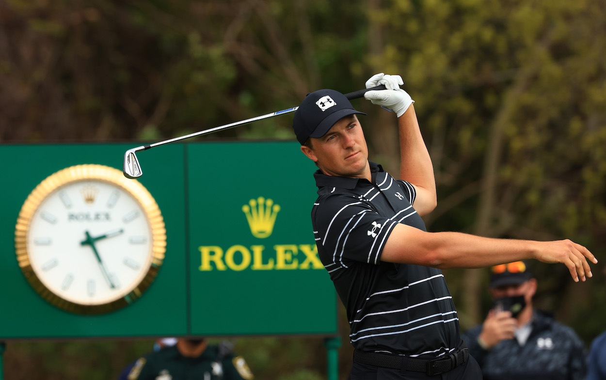 Jordan Spieth Reveals a Shocking Secret He's Kept for 3 Years That Led to His Recent Downfall