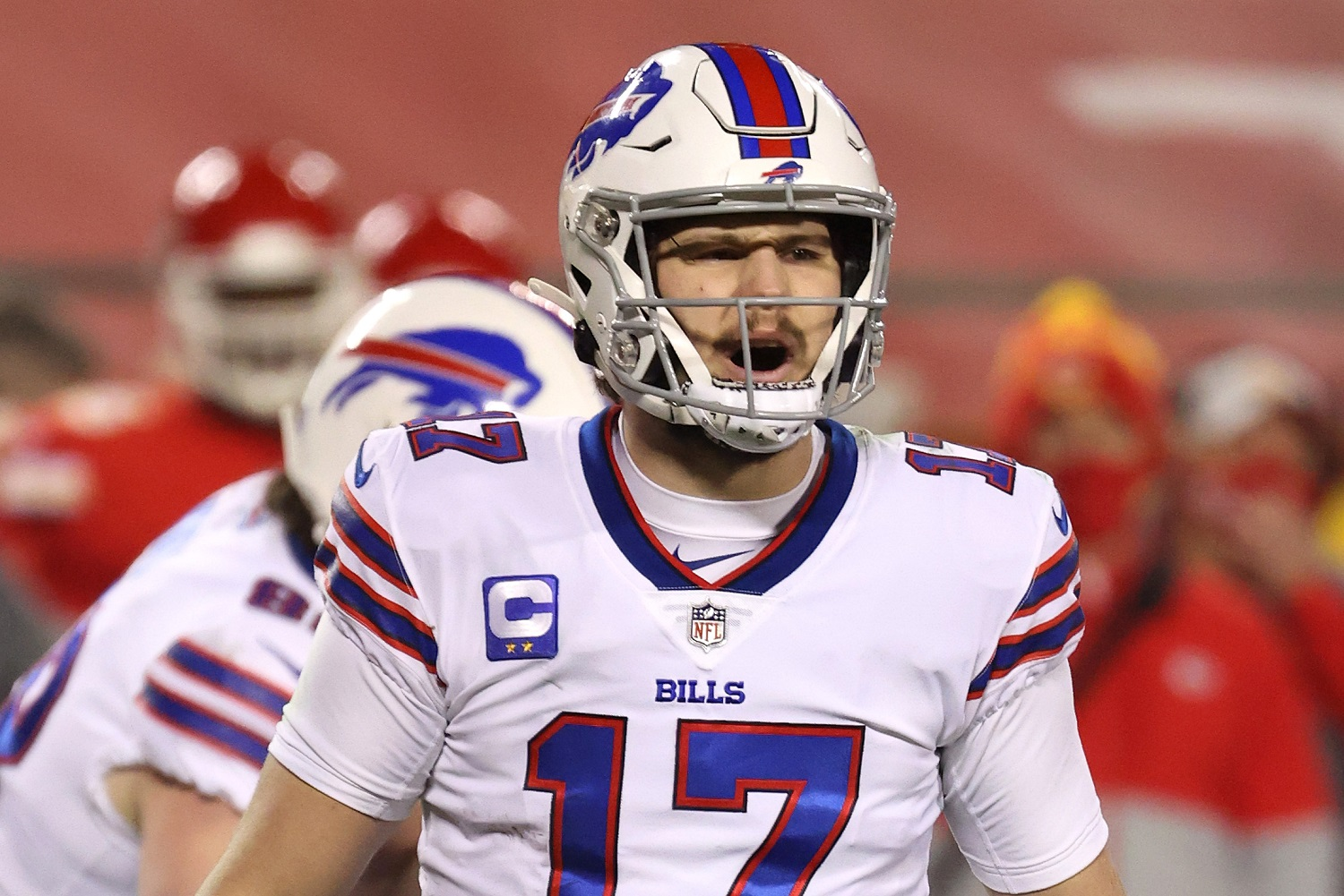 Josh Allen will be getting a contract extension from the Buffalo Bills.