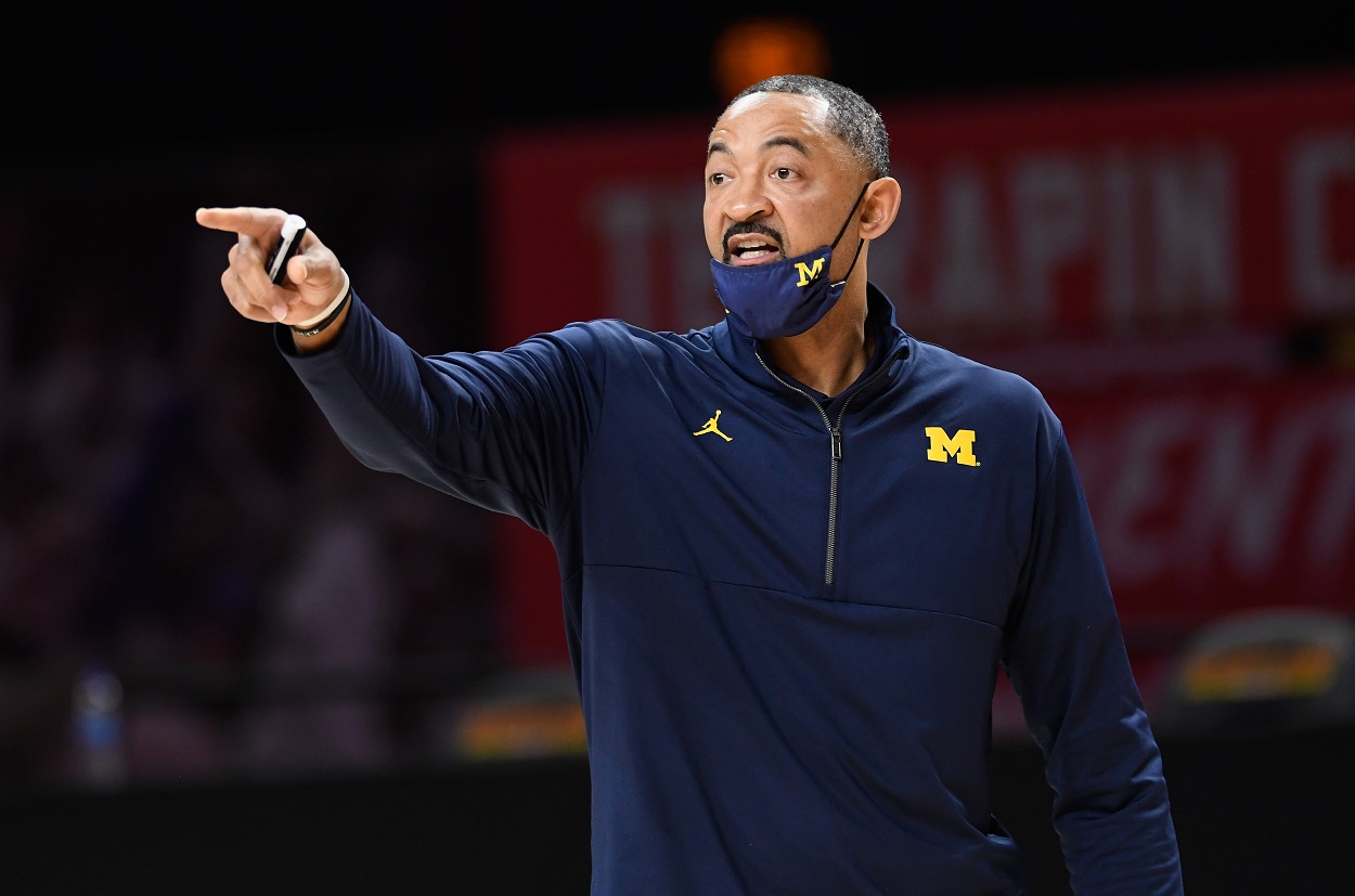 Juwan Howard Discusses Leaving the Michigan Wolverines to Return to the NBA