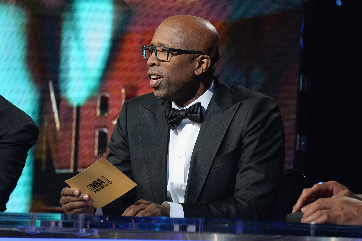 Inside the NBA co-host Kenny Smith