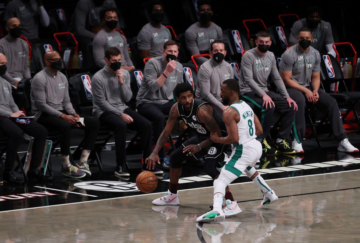 Kyrie Irving, Celtics, Nets, NBA