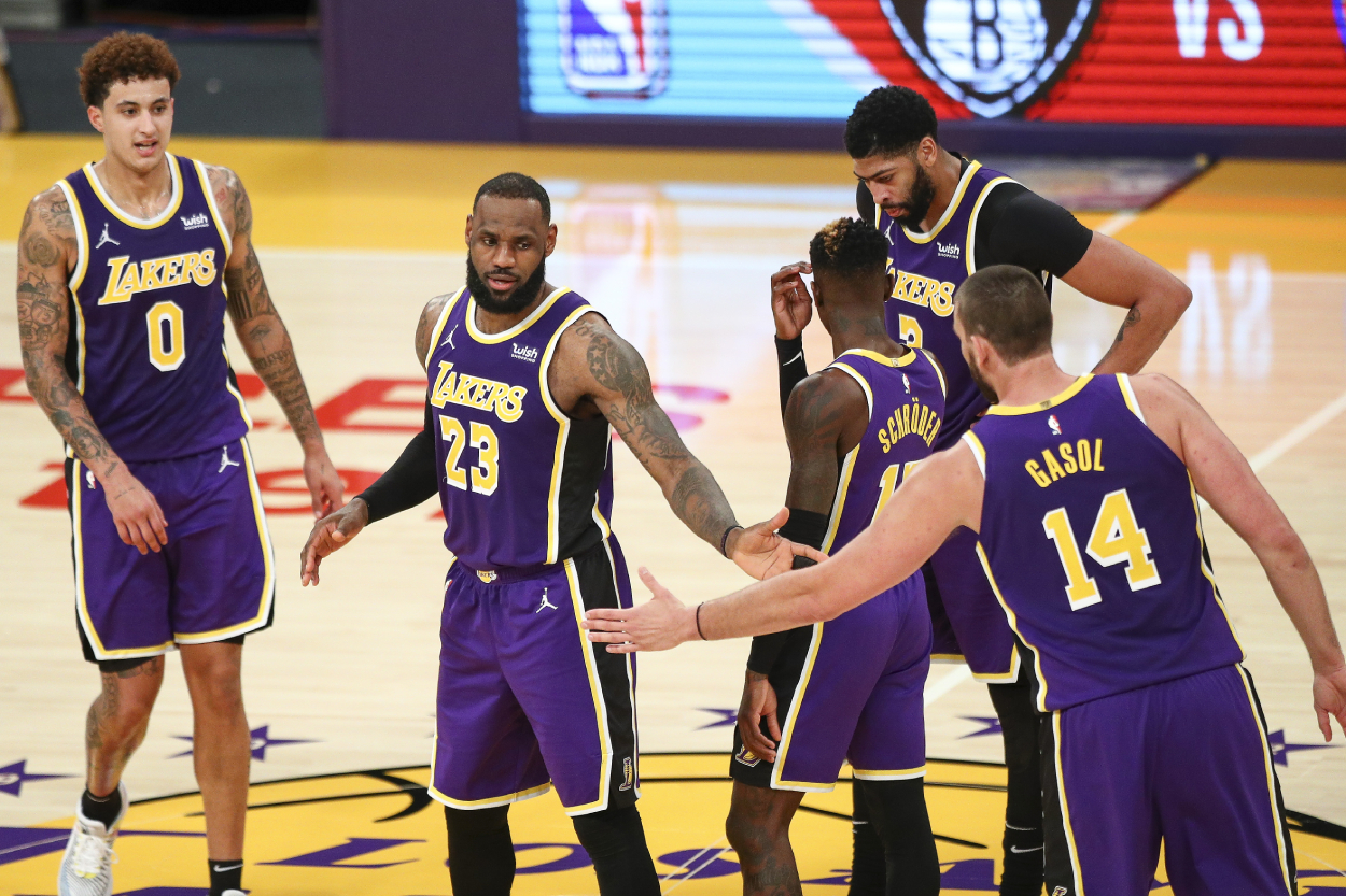 LeBron James and the Lakers May Soon Add a Former $28.75 Million All-Star That's Significantly Better Than Blake Griffin