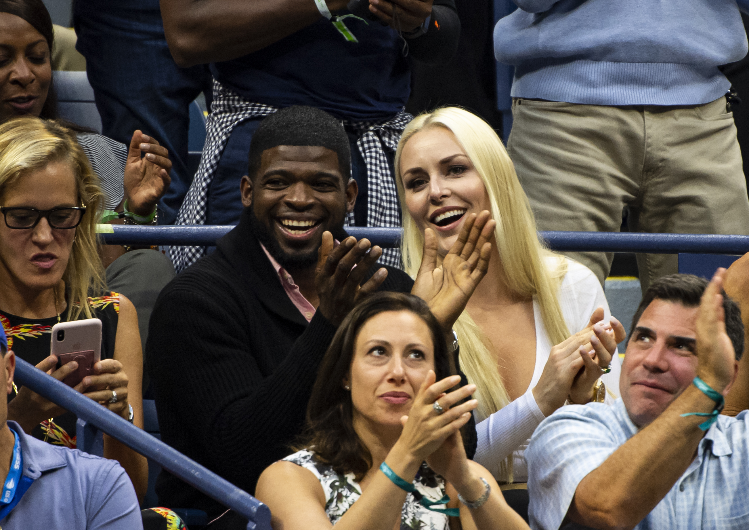 Lindsey Vonn Said P.K. Subban Was 'Totally Arrogant' When They First Met: 'I Had a Boyfriend at the Time'