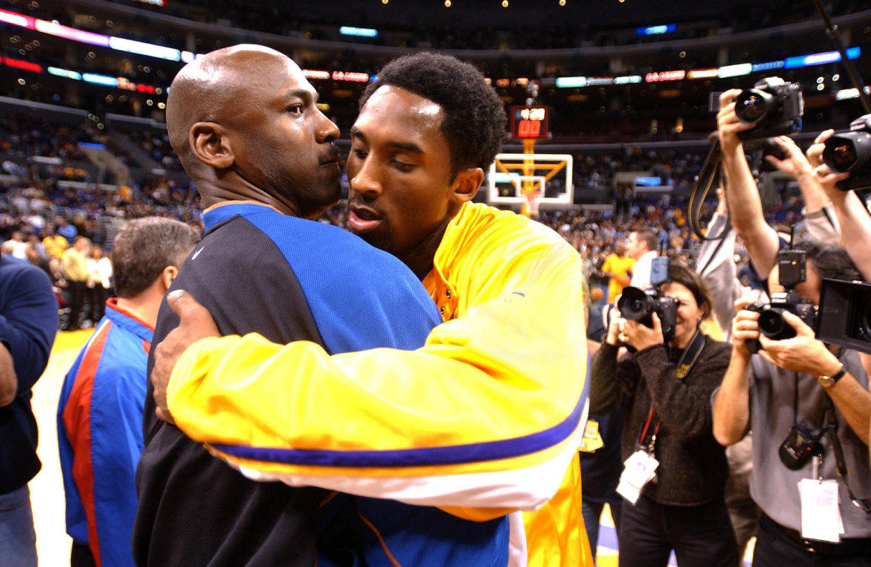 Kobe Bryant's Relationship With Michael Jordan Was Summed up in 1 Question He'd Frequently Ask an ESPN Reporter