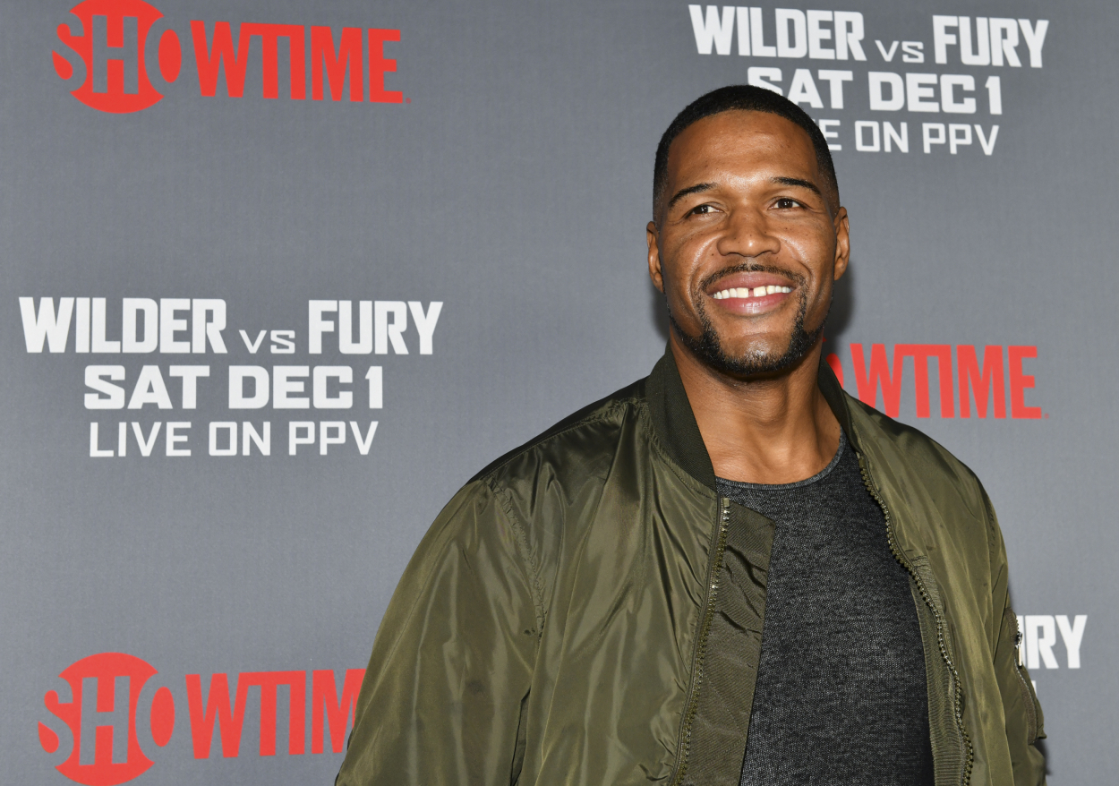 Michael Strahan Once Underwent a Significant Lifestyle Change Thanks to Some VHS Tapes and Actress Jane Fonda