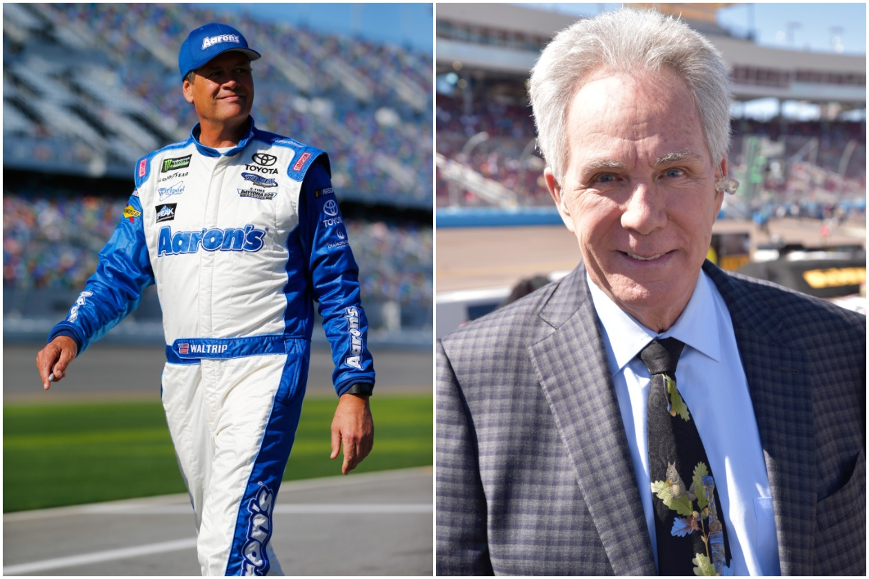 Michael Waltrip Faced an Unexpected Roadblock to His NASCAR Dreams