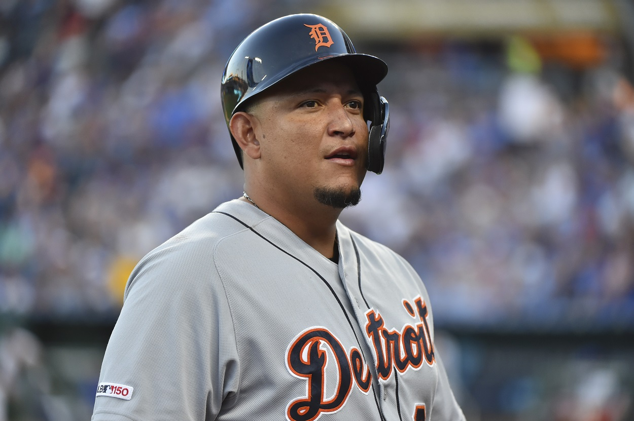 Miguel Cabrera Surprisingly Defends the Houston Astros' Cheating Scandal: 'That's bulls—'