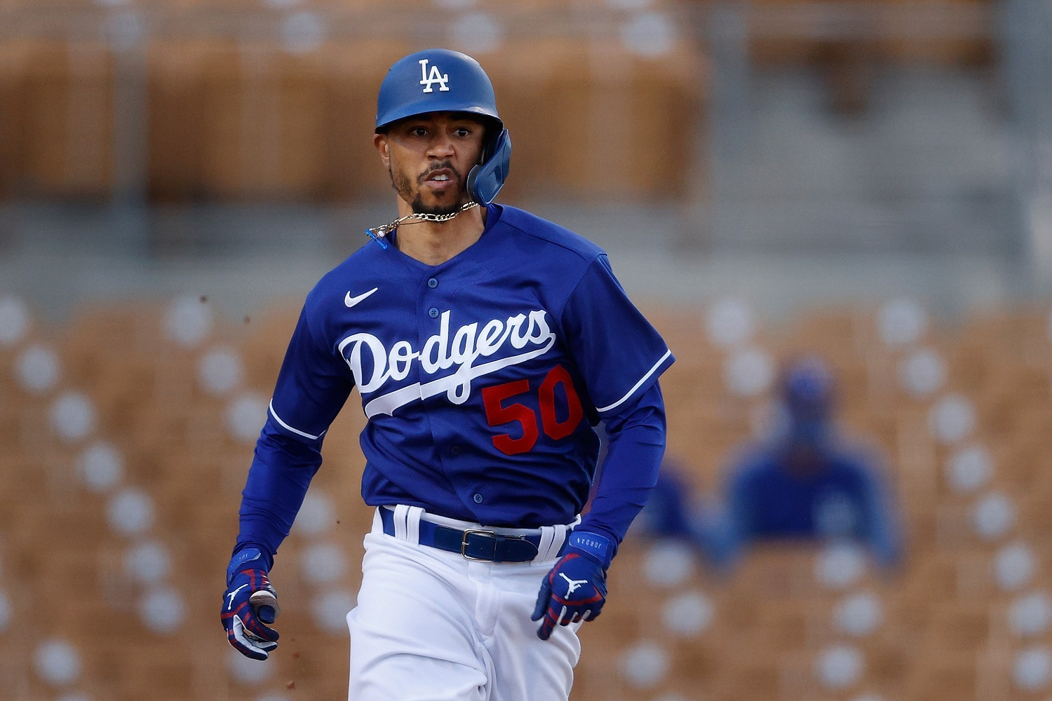 Mookie Betts Could Leave the LA Dodgers Over MLB's Expected Desperation Move