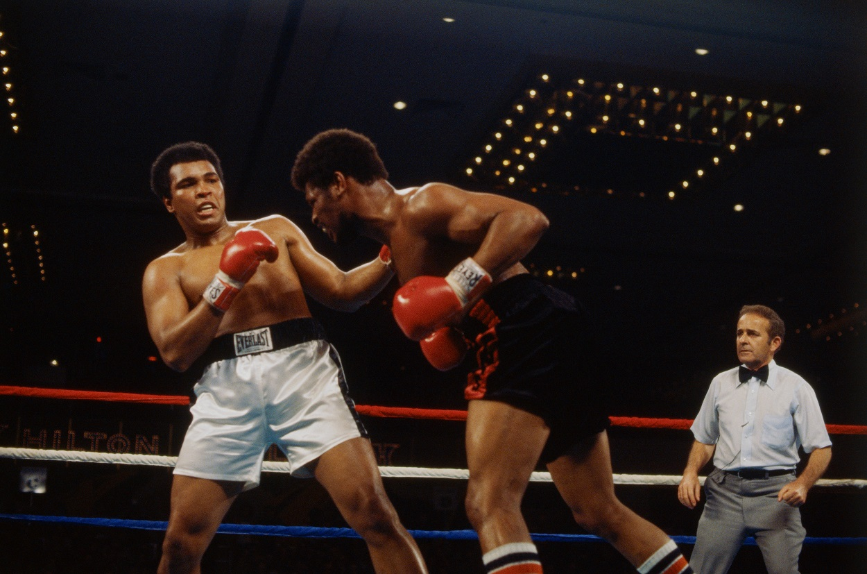 The Conspiracy Theory That Muhammad Ali Purposely Lost the Heavyweight Championship to Leon Spinks Because He Was Scared of His Next Fight