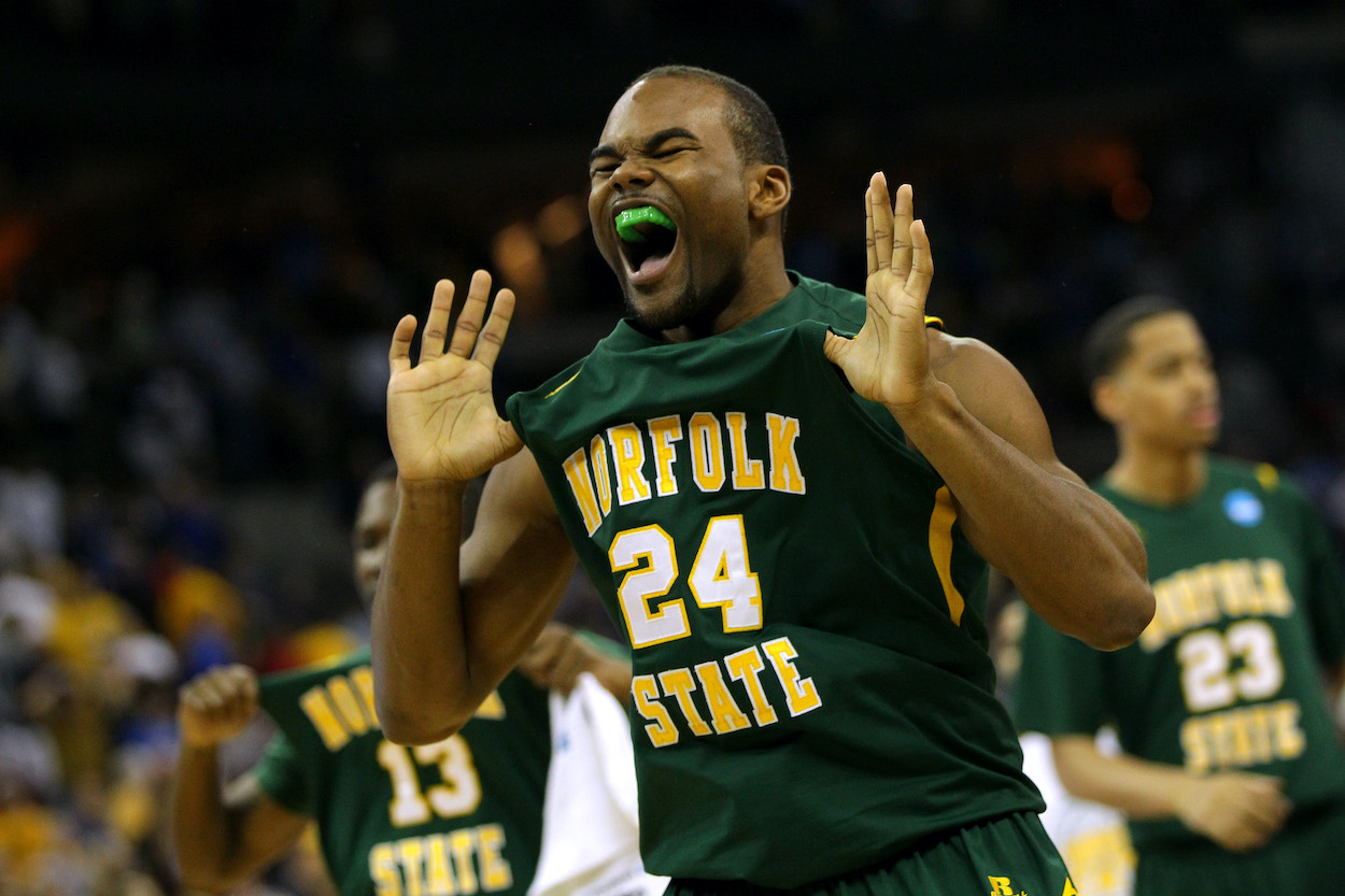 How Many Times Has a 15 Seed Upset a 2 Seed in the NCAA Tournament?