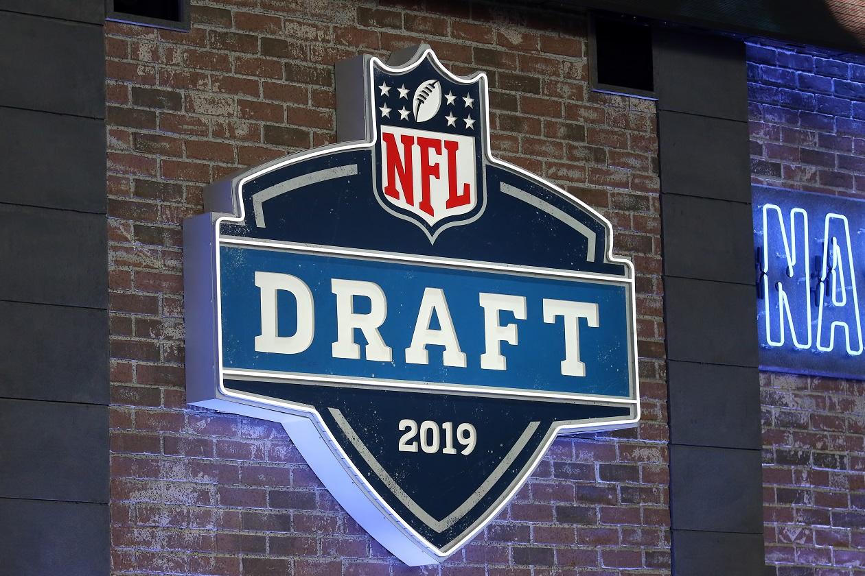Logo for the 2019 NFL Draft in Nashville, TN