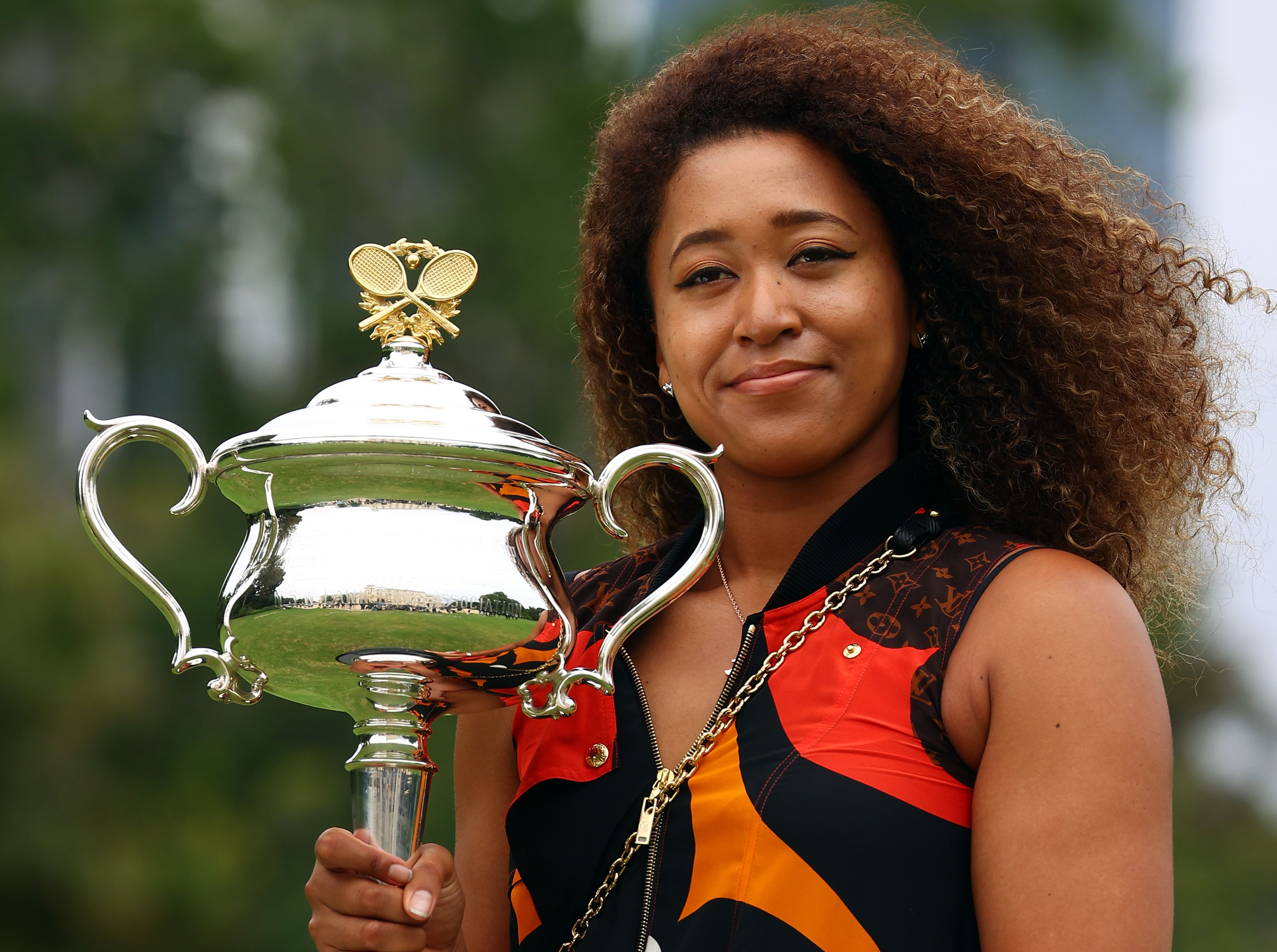 Tennis Star Naomi Osaka Shares Her Simple Hopes for Life After Tennis