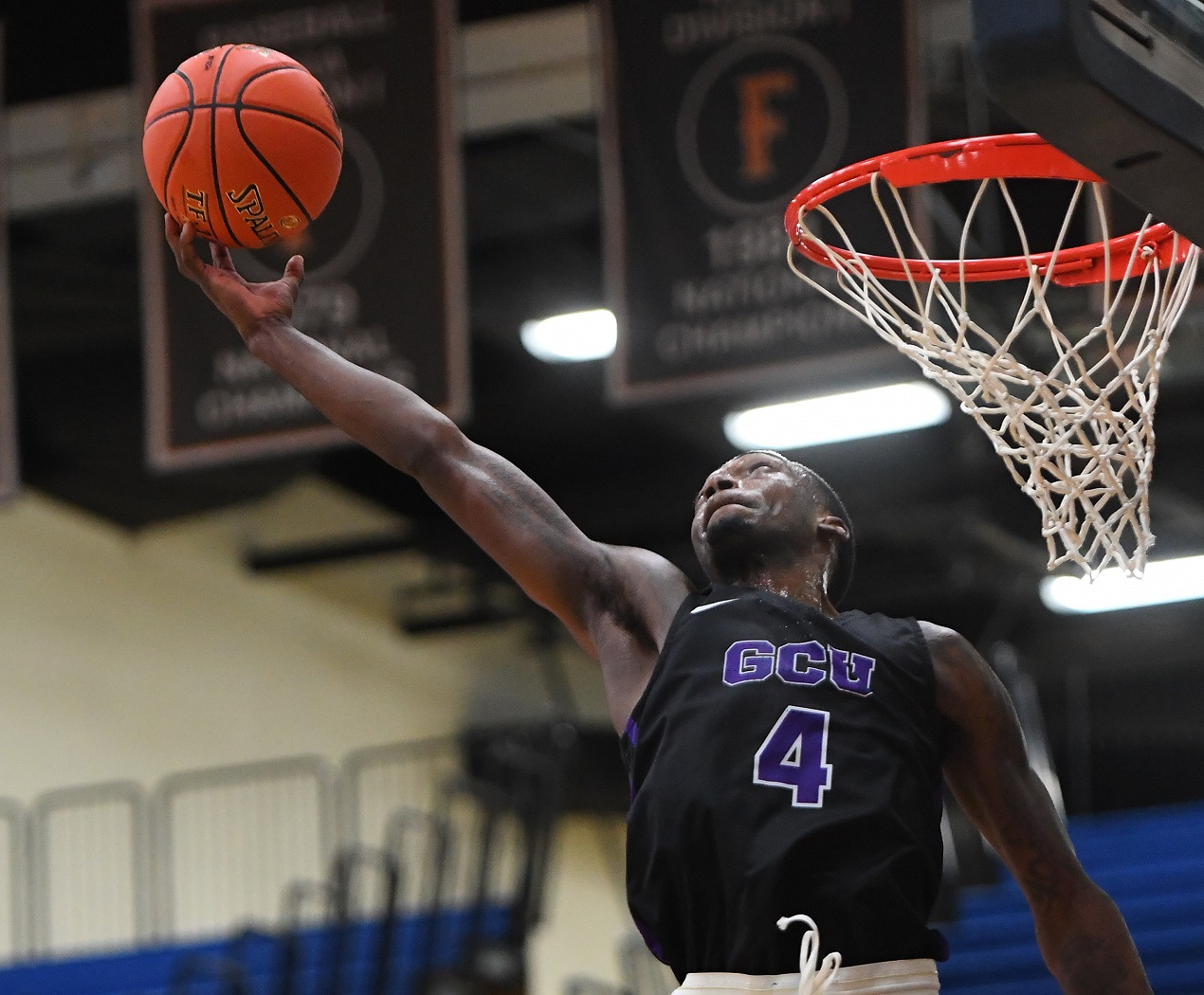 GCU Player Oscar Frayer Suffered the Same Tragic Death as His Father, Just Days After March Madness