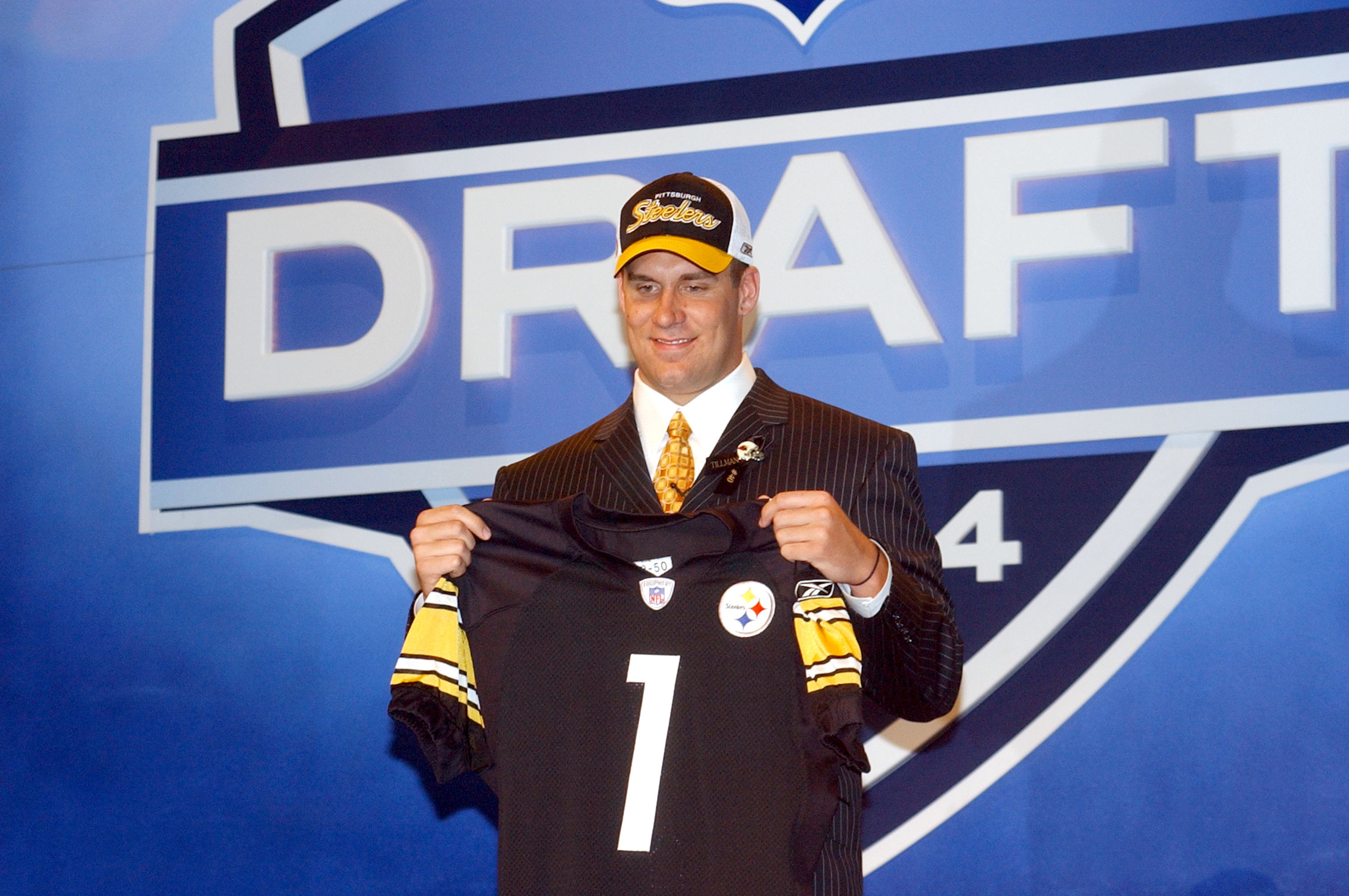 2004 NFL Draft: All of the 1st-Round Picks From Ben Roethlisberger and Eli Manning's Incredible Class