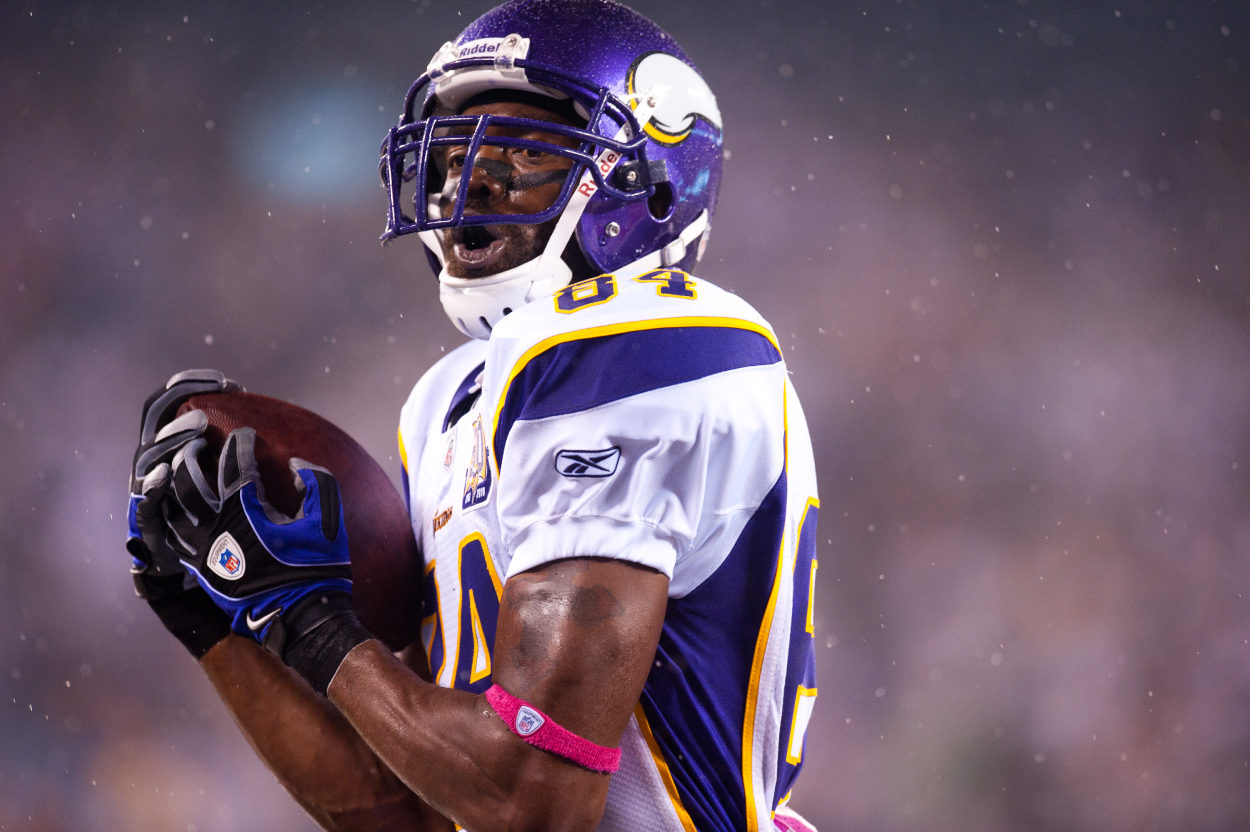 Randy Moss Reveals That His Controversial $10,000 Decision Was Actually an Act of Revenge