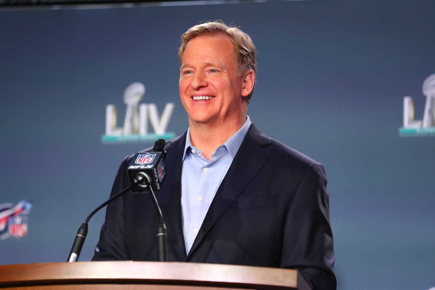 Roger Goodell Just Gave Football Fans Around the World the Best Possible News About the 2021 NFL Season
