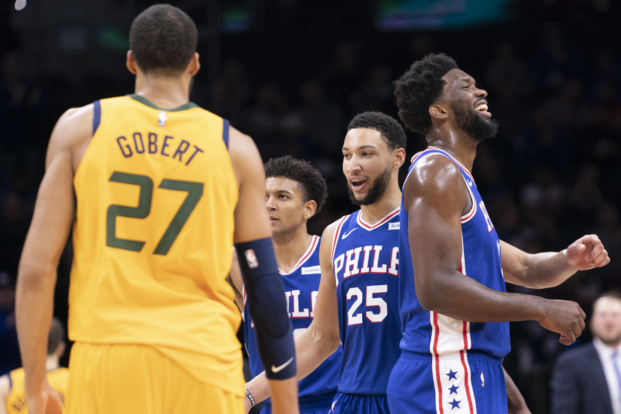 Furious Rudy Gobert Blasts Refs in Expletive-Laced Rant After Joel Embiid Goes Off