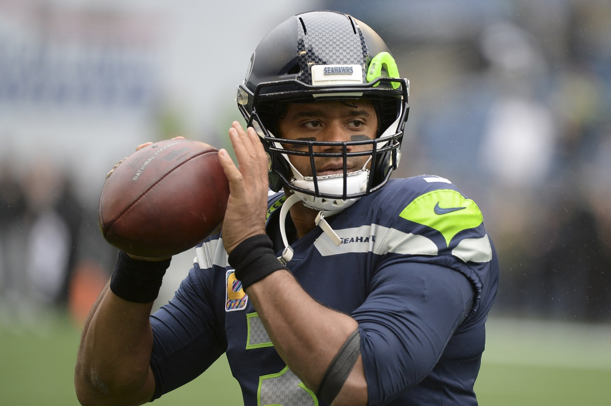 The Seattle Seahawks Sent a Clear Message to the Rest of the NFL About Russell Wilson