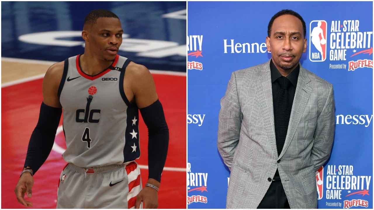 Russell Westbrook Stephen A. Smith