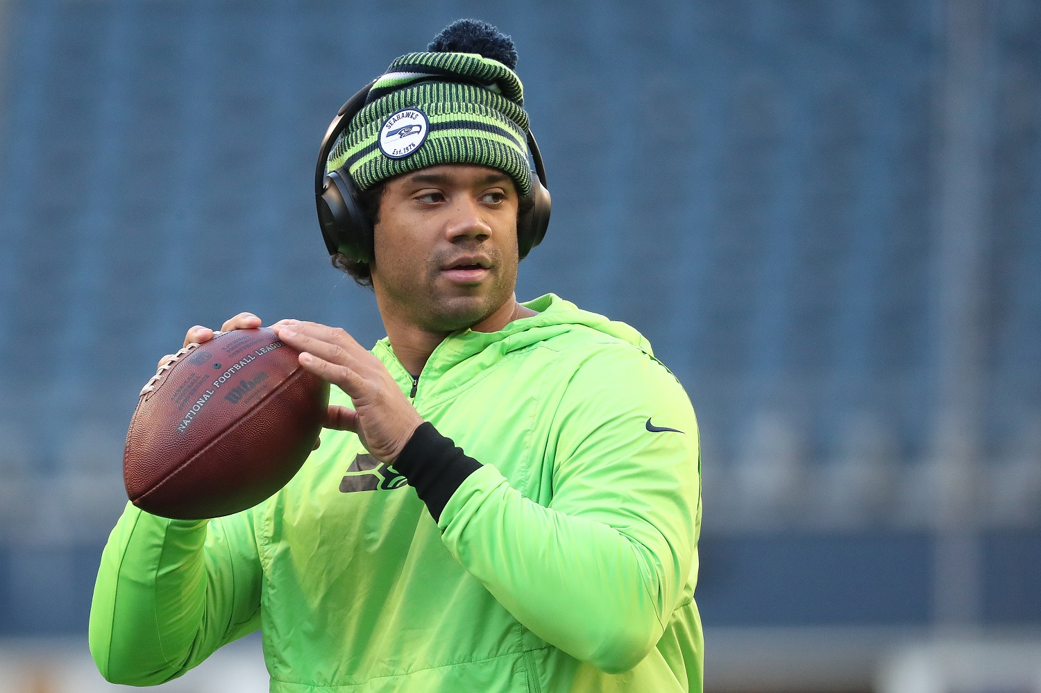 Russell Wilson probably has not thrown his last pass for the Seattle Seahawks, but his future remains unclear.