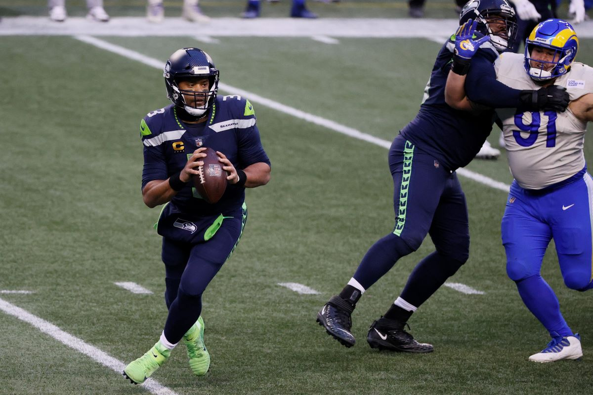 Seattle Seahawks Make Puzzling Move That Signals Russell Wilson's Time Might Be Coming to an End