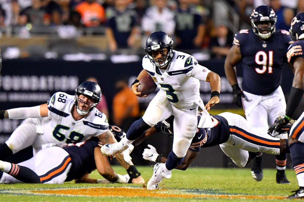 Chicago Bears' Latest $23 Million Move Signals Russell Wilson Trade Could Be in the Works