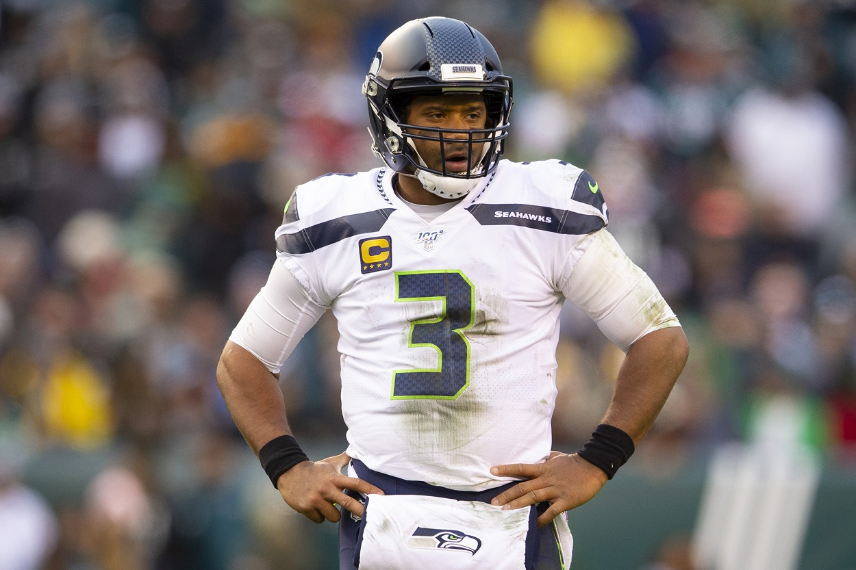 The Seahawks May Already Have Their Eyes on Russell Wilson's Replacement