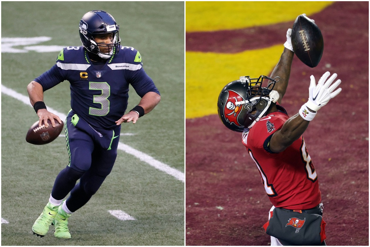 Russell Wilson is Pushing for the Seattle Seahawks to Sign a Controversial Wide Receiver