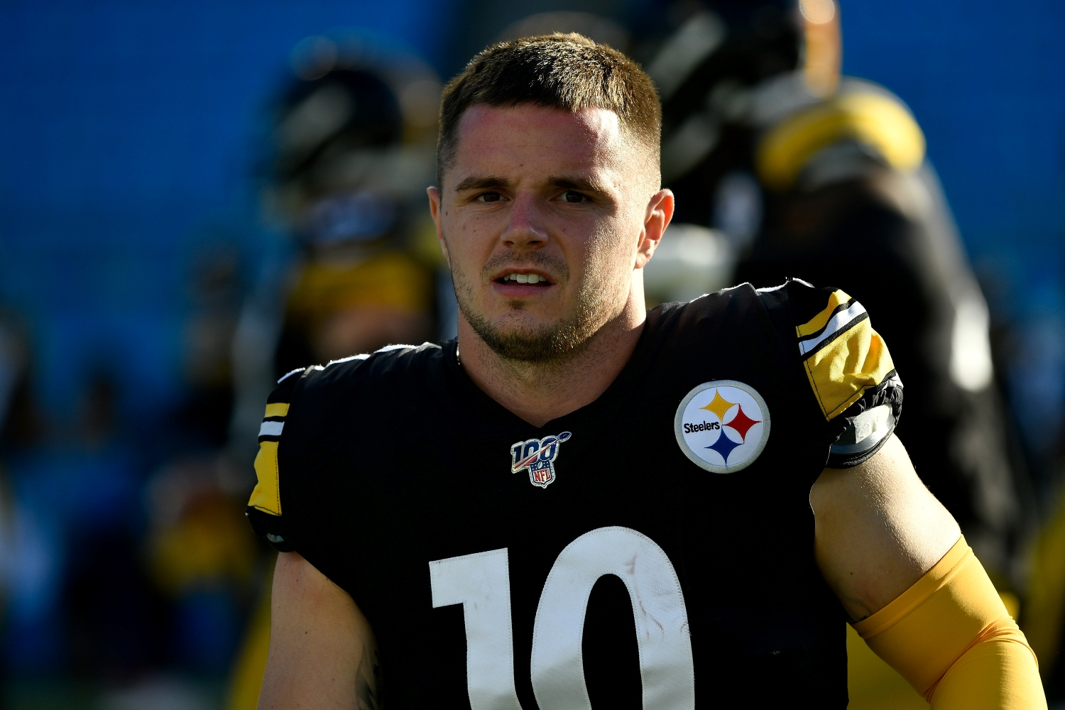 Ryan Switzer went from playing for the Pittsburgh Steelers to suiting up for the rival Cleveland Browns.