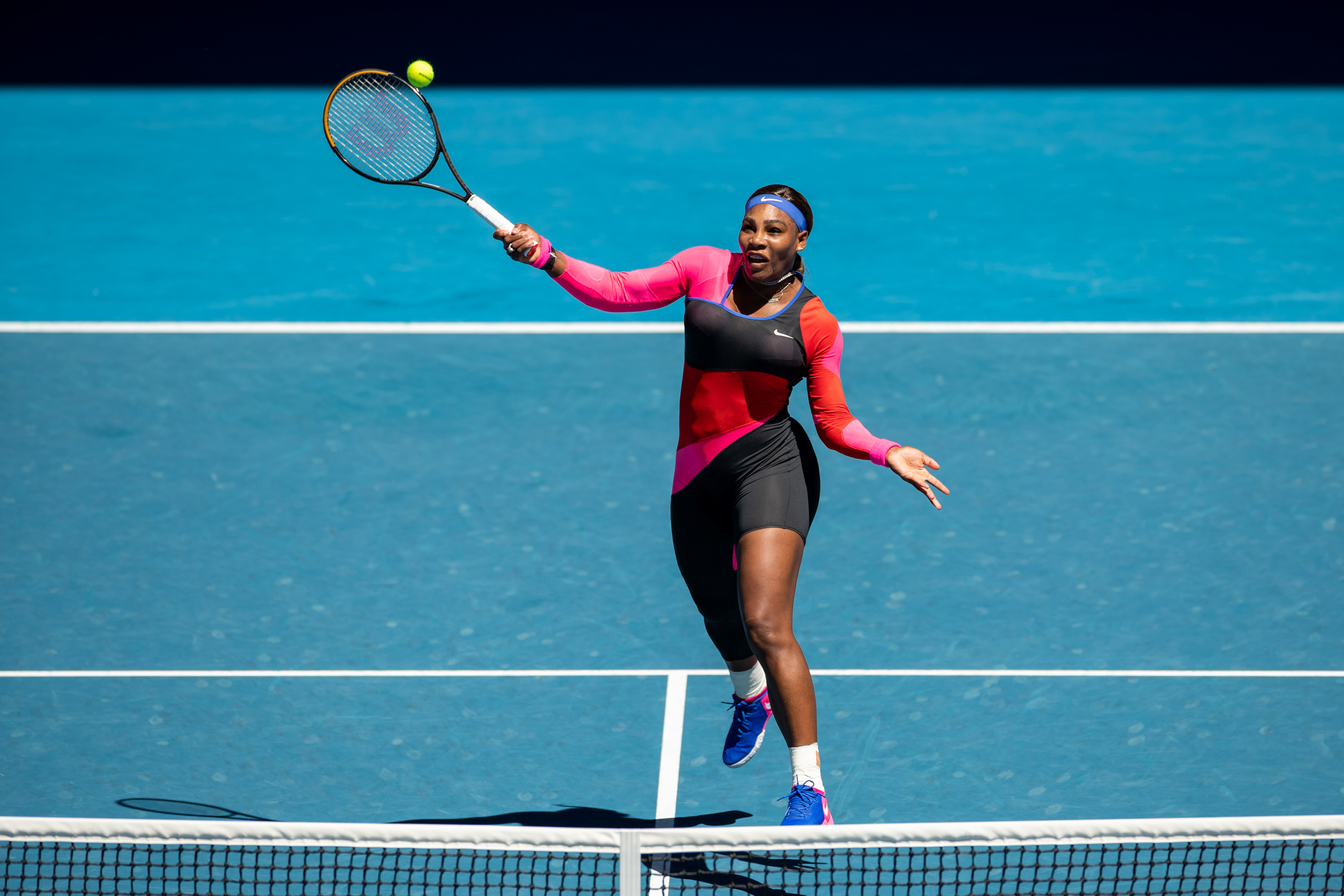 Michael Jordan Stunned Serena Williams With the Perfect Gift After Her 2017 Australian Open Title
