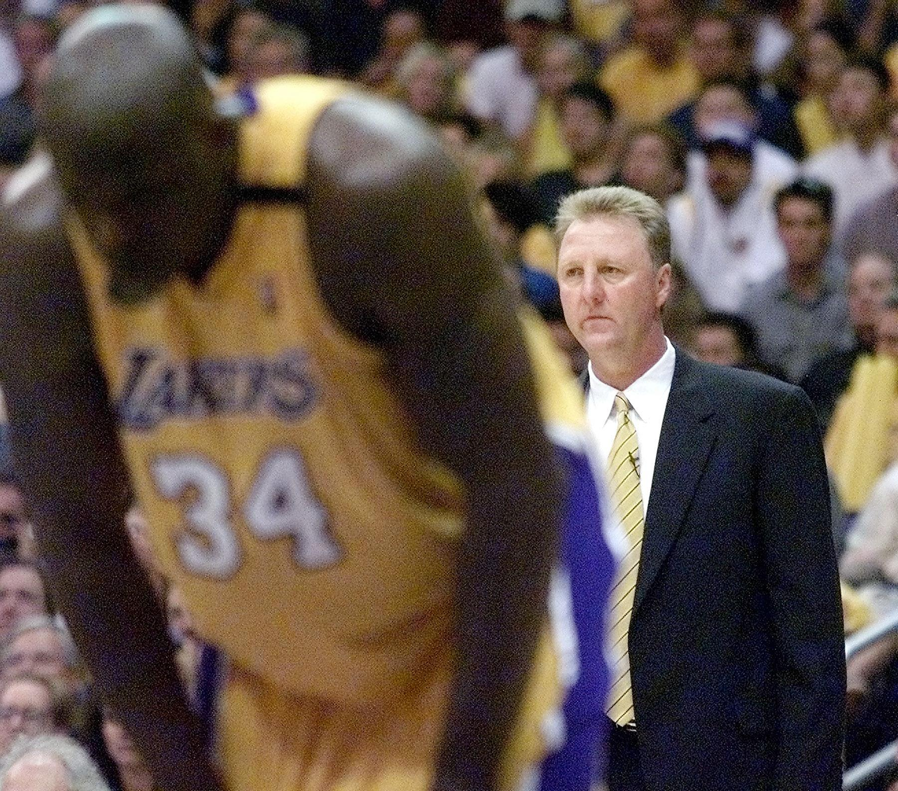 Shaquille O'Neal Details Why He Was Flat-Out Wrong About Larry Bird