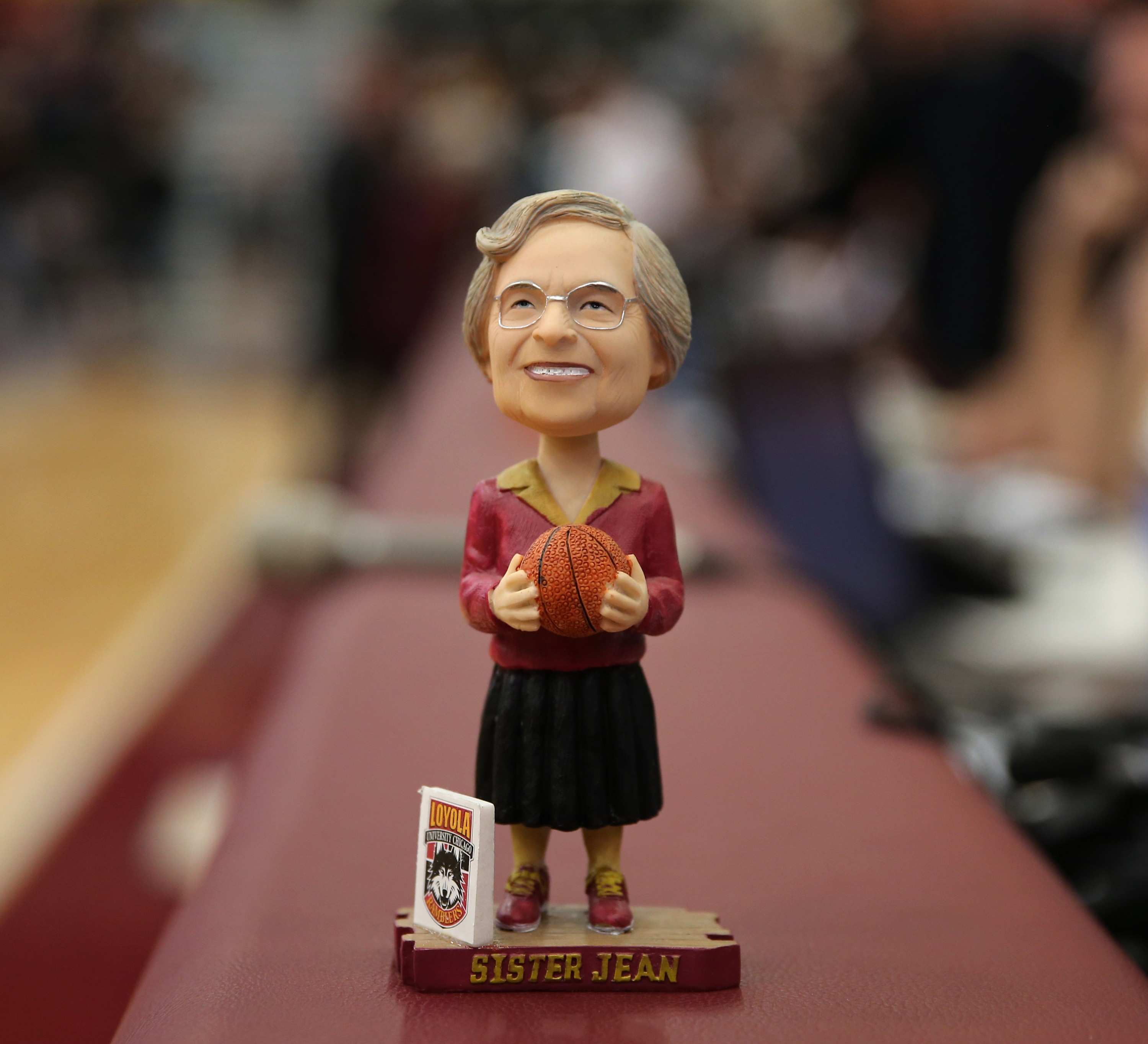 March Madness Brought Out the Michael Jordan in Sister Jean in 2018