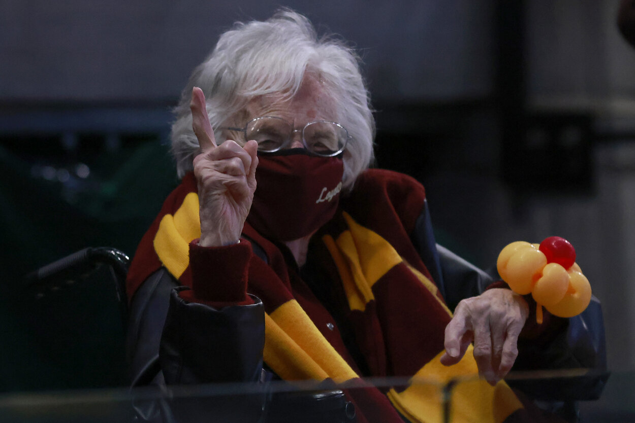 Sister Jean and Loyola-Chicago are making another NCAA Tournament run.