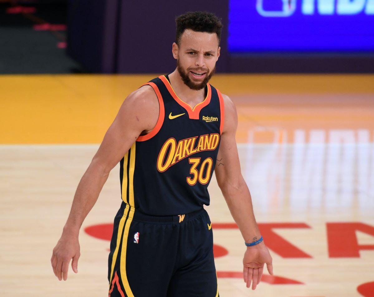 Stephen Curry, LeBron James, Warriors NBA