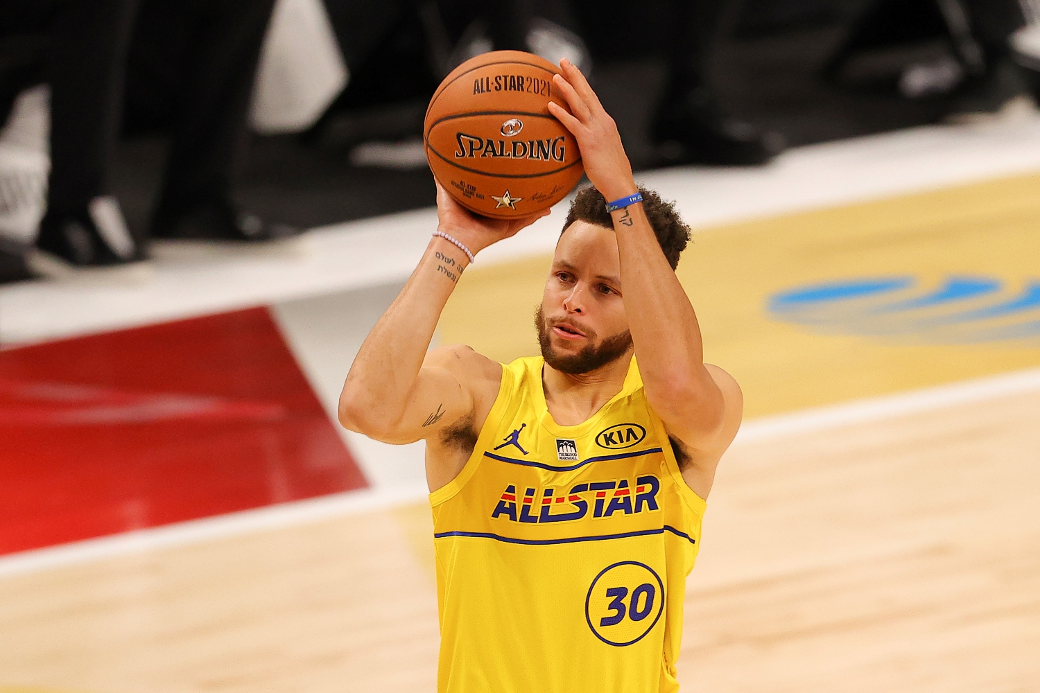 Stephen Curry Sent a Chilling Warning About His NBA Future After His Dominant All-Star Game Performance