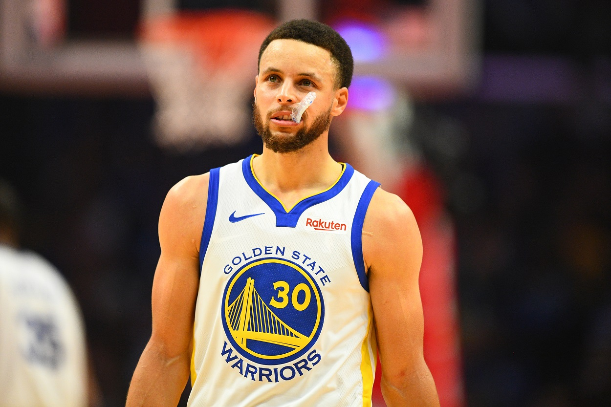 Stephen Curry Fires a Warning Shot to the Rest of the NBA