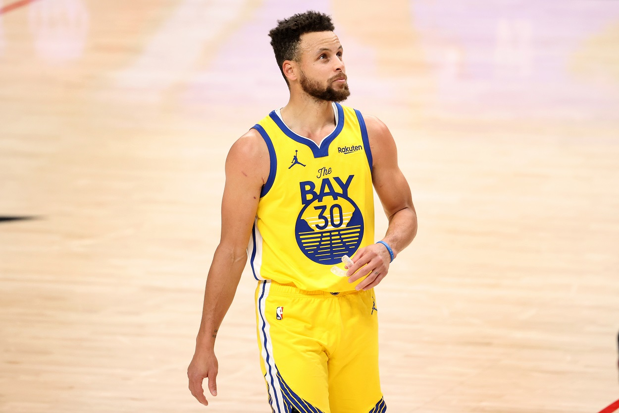 Stephen Curry Reveals Surprising Source of Inspiration That Fuels His Play