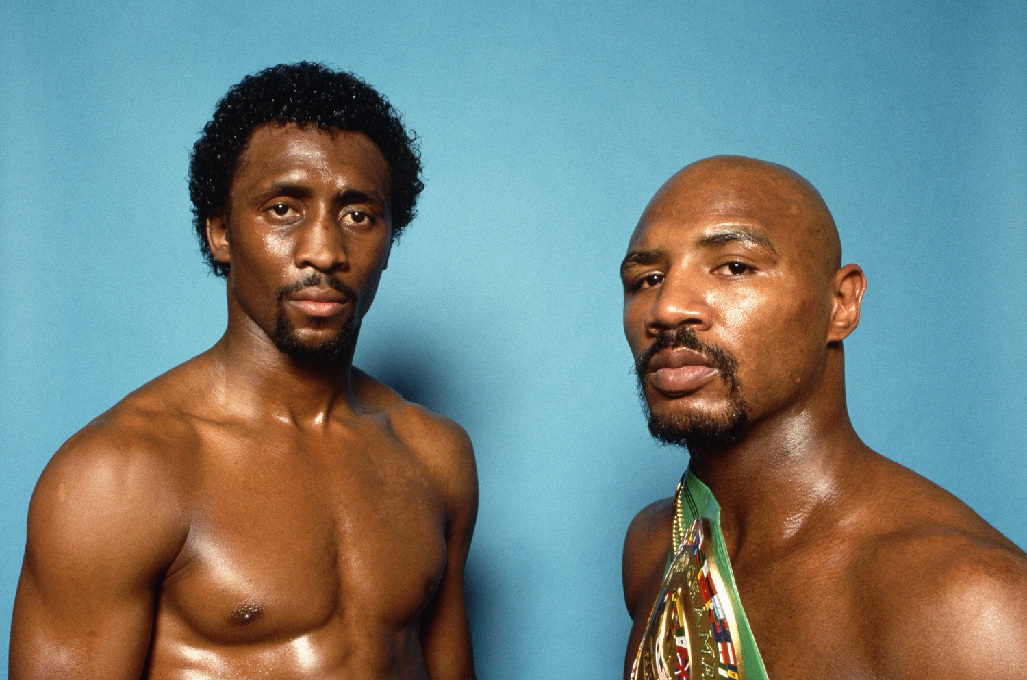 Marvelous Marvin Hagler's 6-Word Response During the Classic Thomas Hearns Fight Was as Good as the Bout Itself