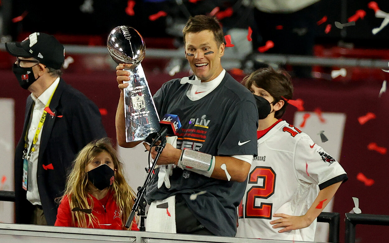 Tom Brady Just Cost 1 of His Most Devoted Fans Over $1.3 Million