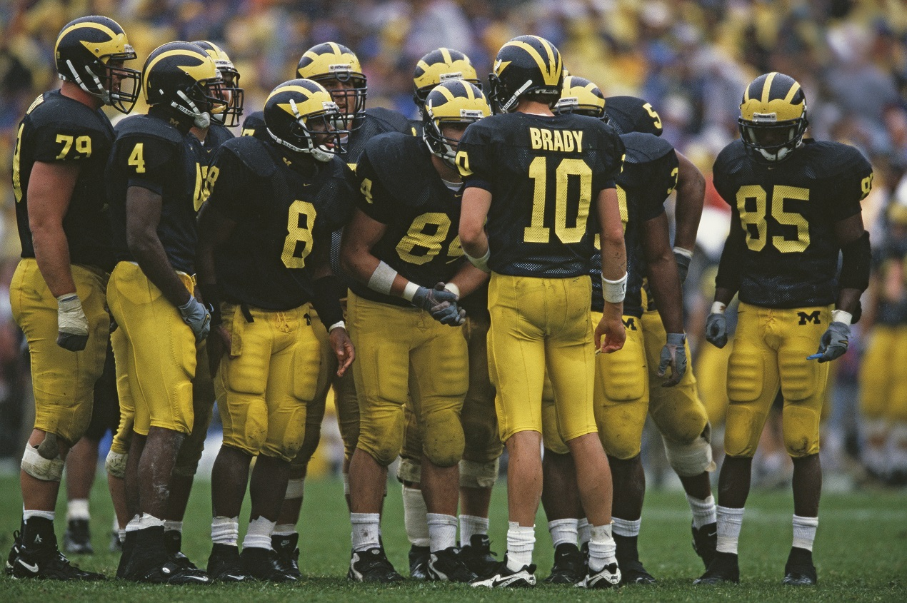 Tom Brady Once Snuck Onto the Campus of Notre Dame University and Got Himself Locked in the Stadium