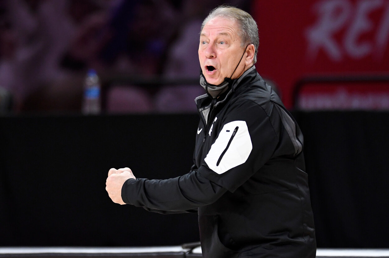How Much Money Does Tom Izzo Make at Michigan State?