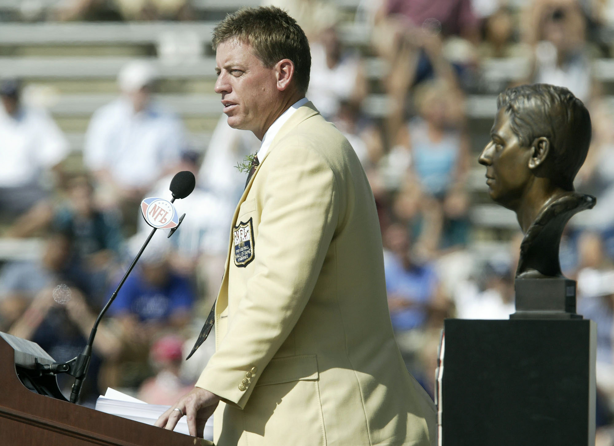 Troy Aikman Thanks Doug Flutie and Rick Spielman for His Retirement: 'It Was a Blessing in Disguise'