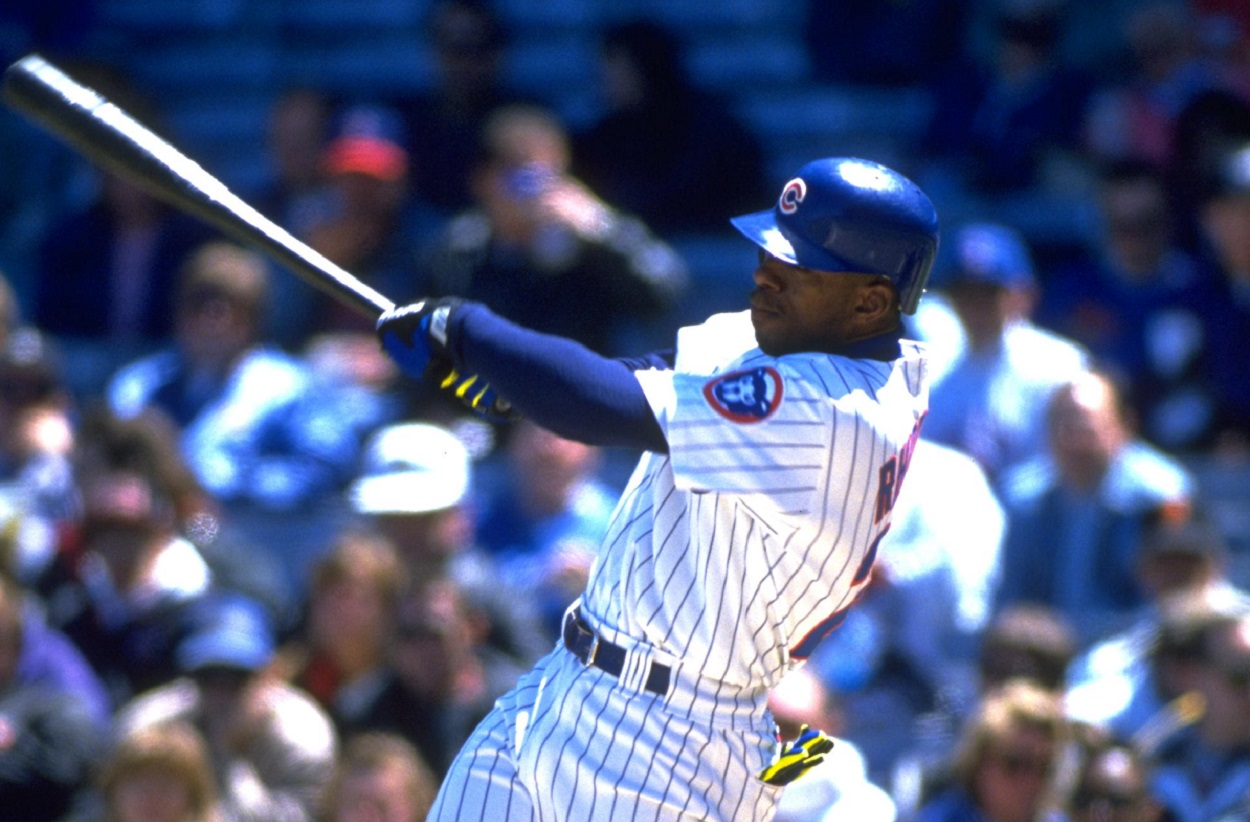 What Happened to Tuffy Rhodes, Who Once Hit 3 Home Runs on Opening Day for the Chicago Cubs?