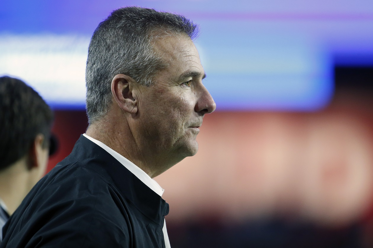 Urban Meyer Just Realized He Hates A Certain Aspect of Being an NFL Head Coach