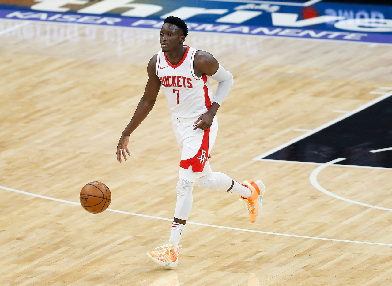 The Houston Rockets Have Hit Rock Bottom With the Victor Oladipo Trade